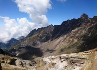 Guagua Pichincha Crater