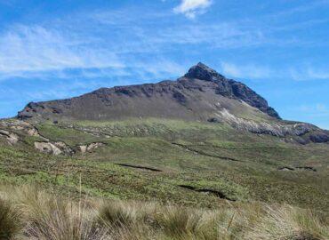 Highest Summit, El Chaupi Route