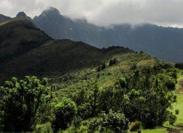 Pasochoa Volcano
