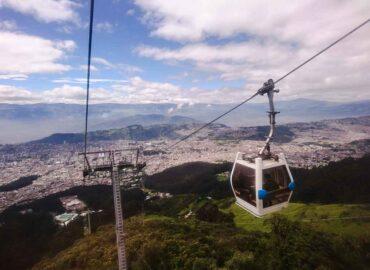 Teleférico Quito