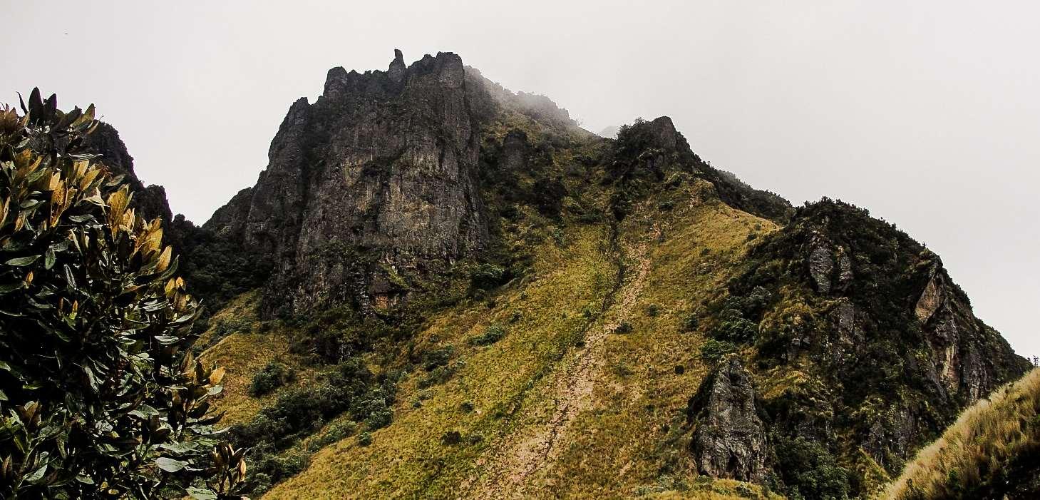 Yanahurco de Mojanda, Ecuador