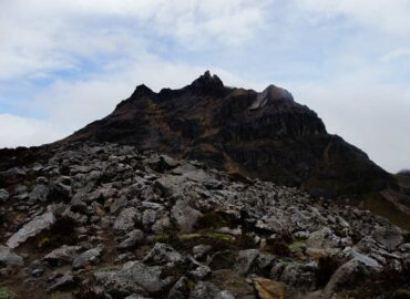 Sincholagua Volcano