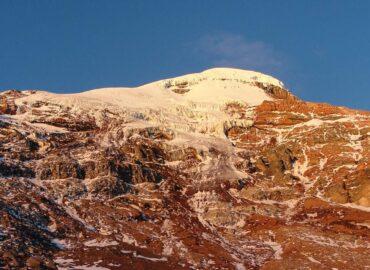 Chimborazo Volcano