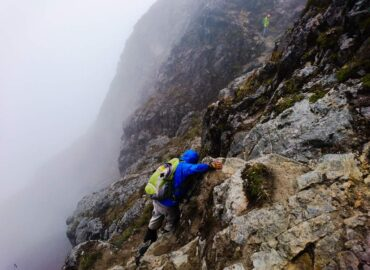 Near the Highest Summit