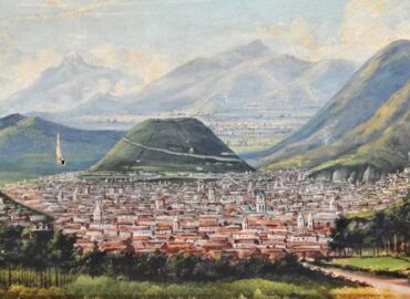 Corazon Volcano History