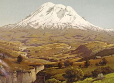 Chimborazo History
