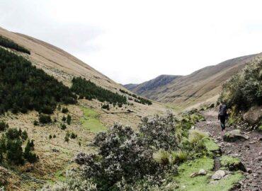 Trekking del Inca