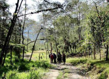 Lloa - Mindo Trail